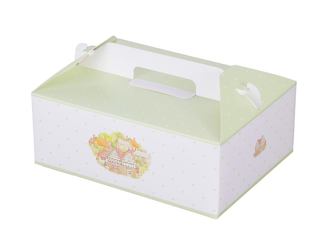 ケーキ箱 HBハウス 6×8