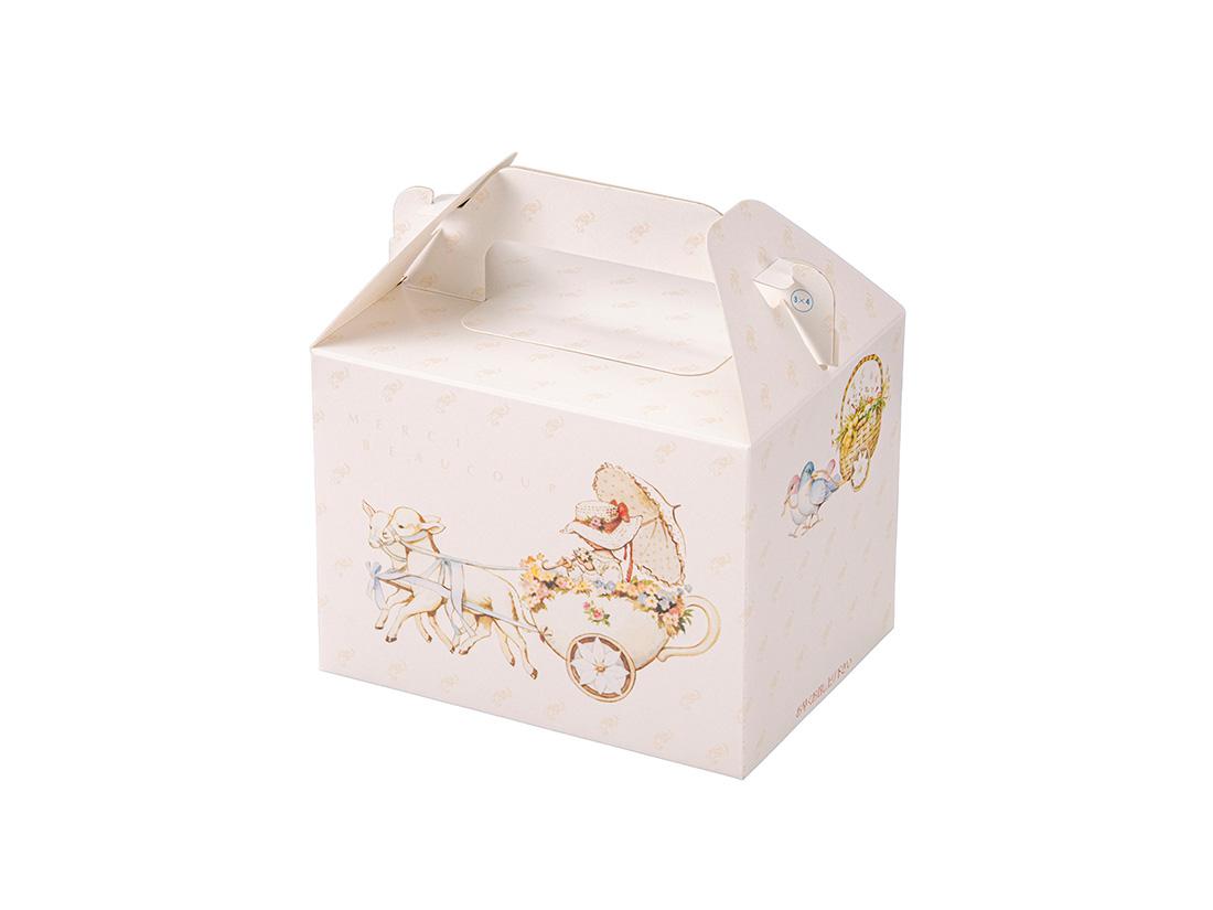 ケーキ箱 HBメルシー 3×4