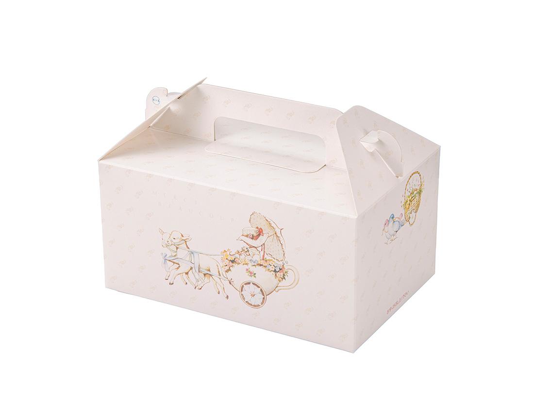 ケーキ箱 HBメルシー 4×6
