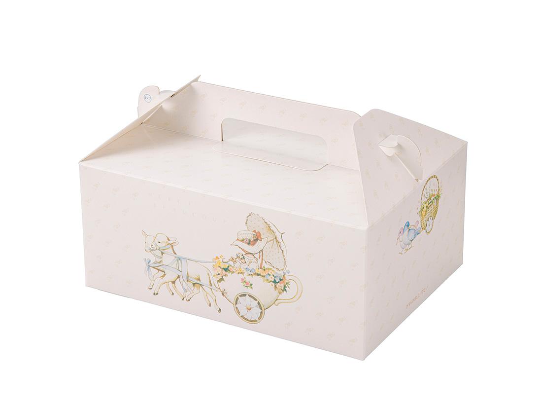 ケーキ箱 HBメルシー 5×7
