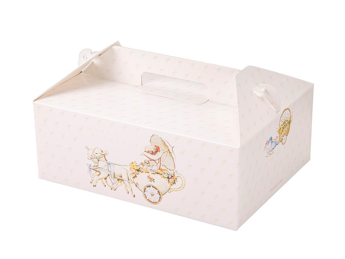 ケーキ箱 HBメルシー 6×8