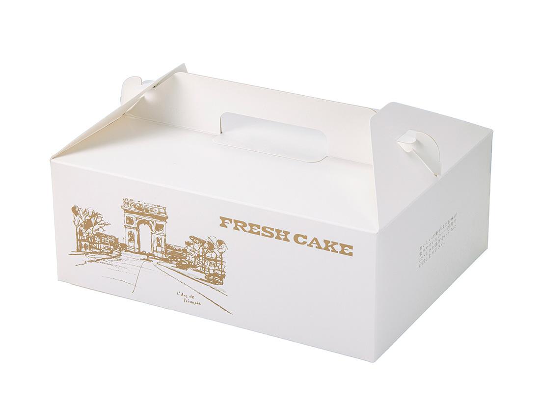 ケーキ箱 HBフレッシュ No.5(6×8)