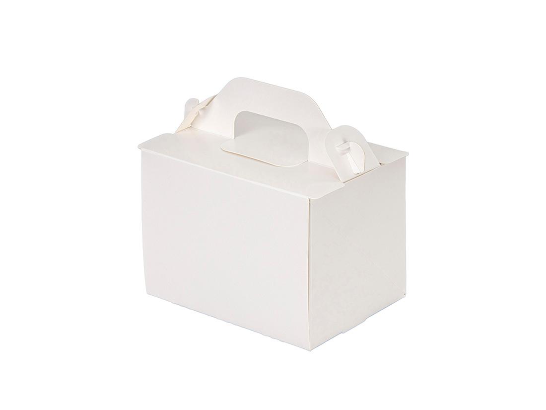 ケーキ箱 OPL-ホワイト 3×4