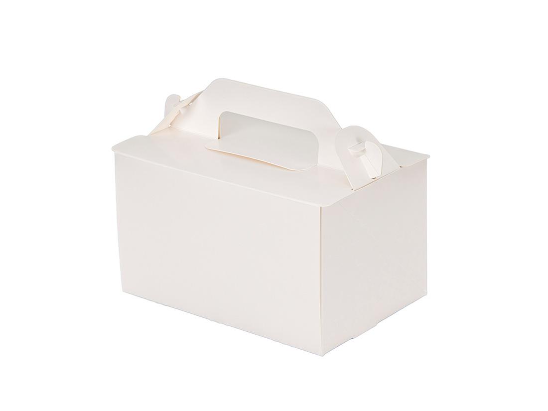 ケーキ箱 OPL-ホワイト 3.5×5