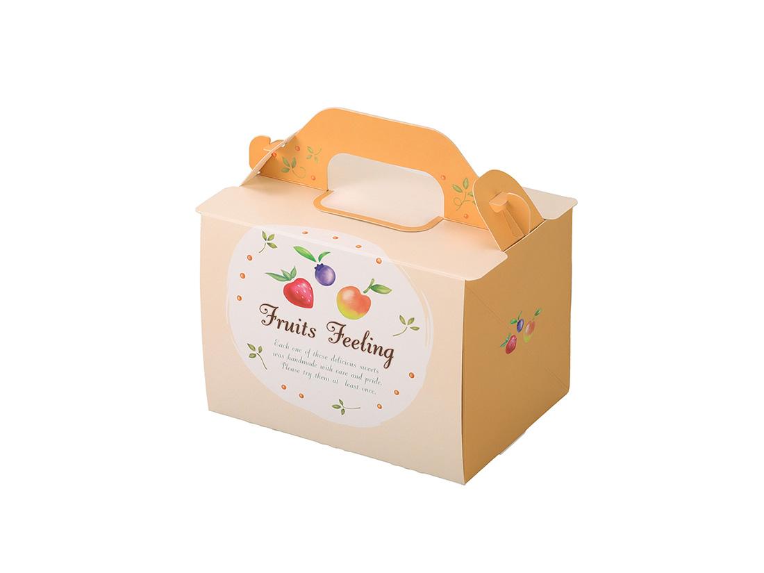 ケーキ箱 OPL-フルーツ 3×4