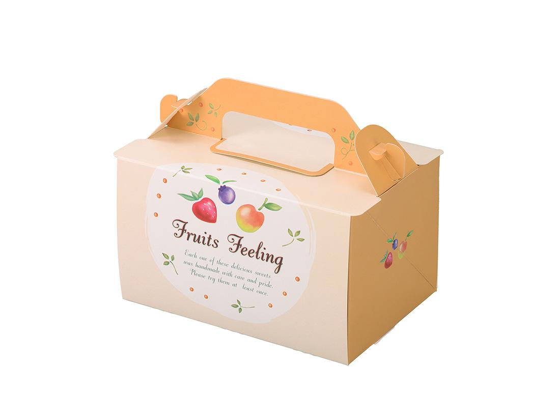 ケーキ箱 OPL-フルーツ 3.5×5