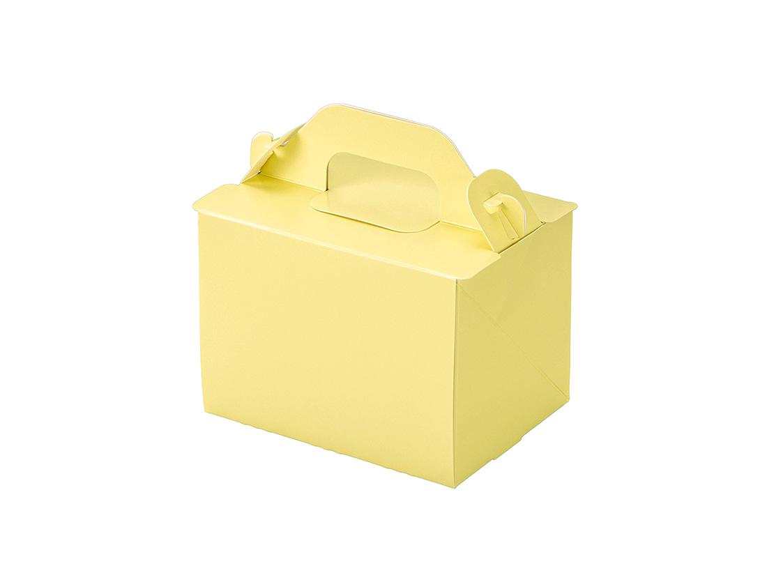 ケーキ箱 OPL-レモン 3×4