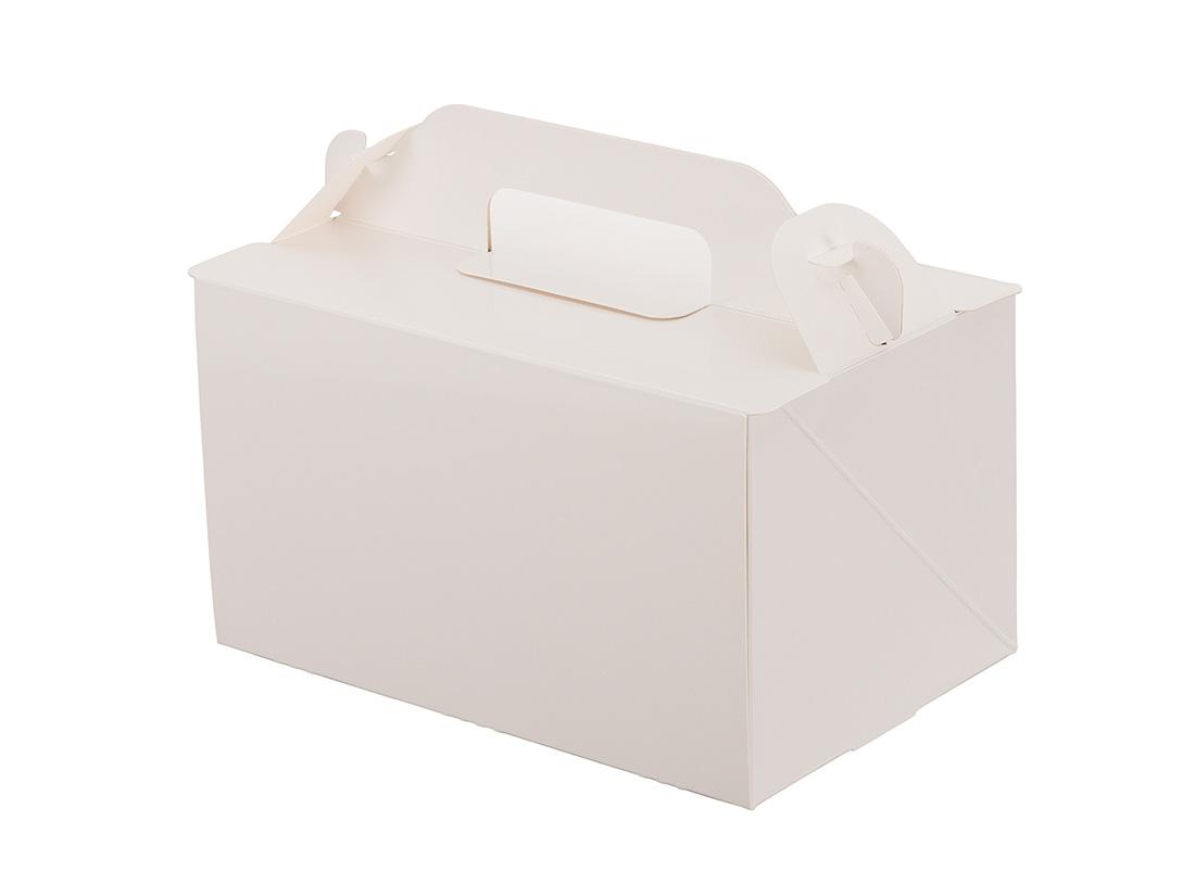 ケーキ箱 105OPL-プレス 4×6