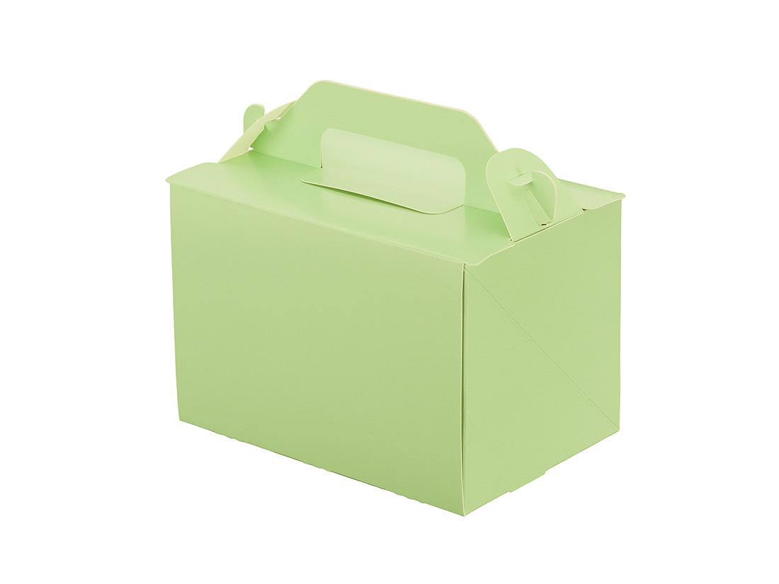 ケーキ箱 105OPL-ミント 3.5×5