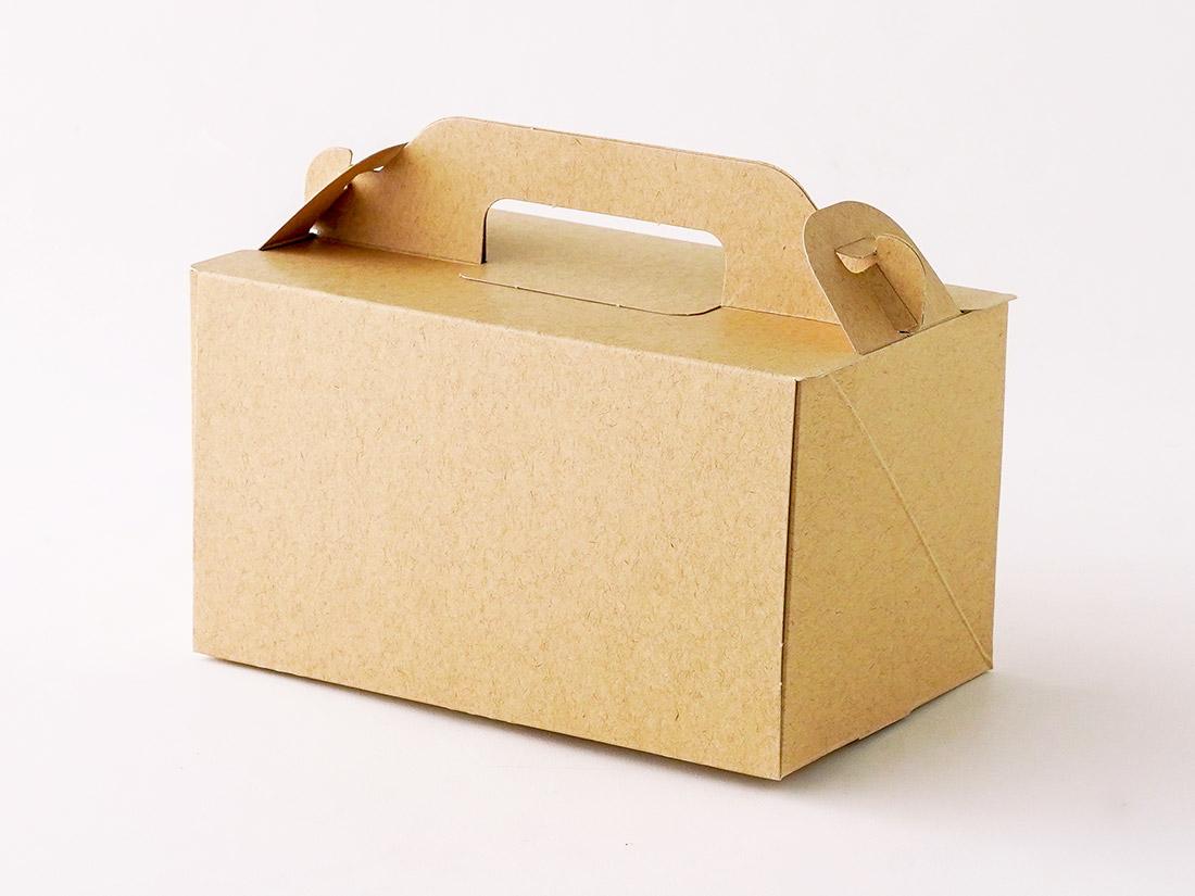 ケーキ箱 105OPL-ウッズ 4×6