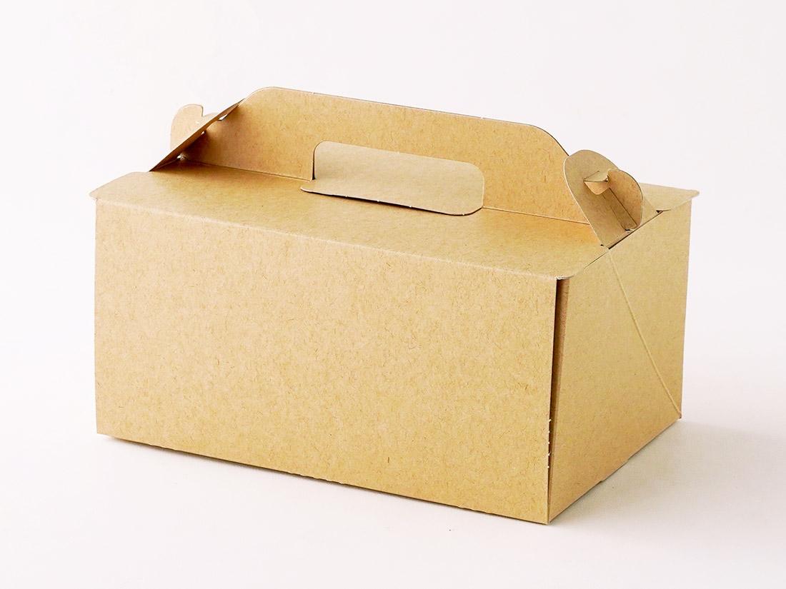 ケーキ箱 105OPL-ウッズ 5×7