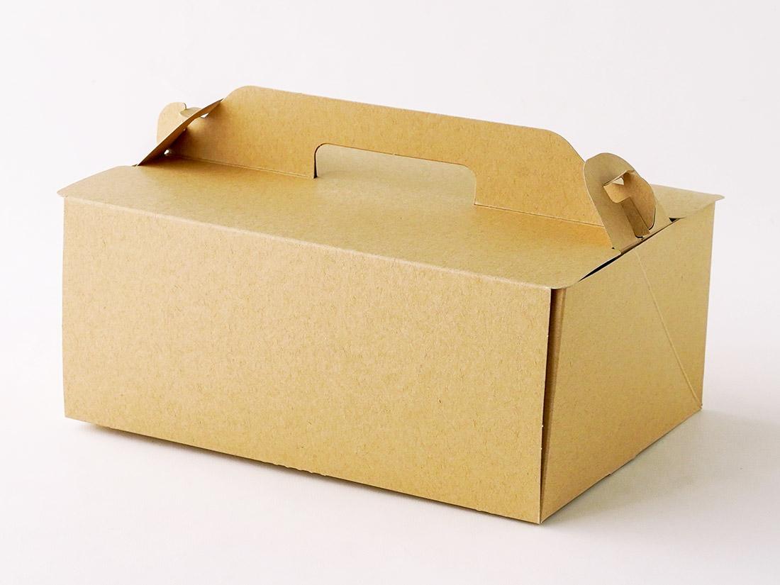 ケーキ箱 105OPL-ウッズ 6×8