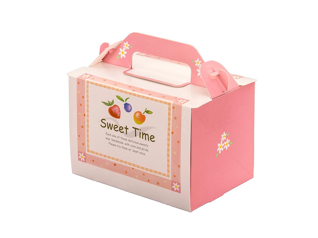 ケーキ箱 105OPL-スウィート 3.5×5