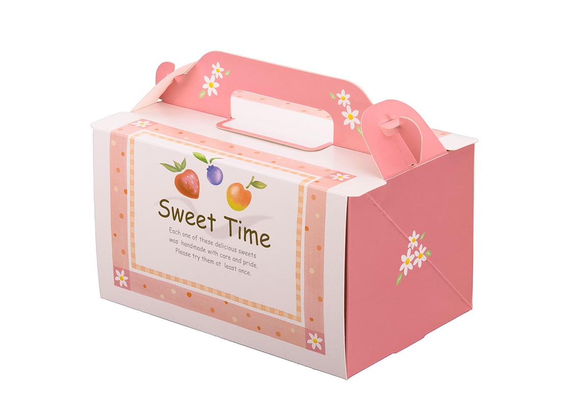 ケーキ箱 105OPL-スウィート 4×6