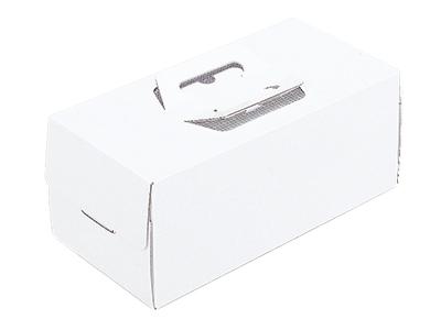 キャリーデコ ホワイト 40×2 (トレーなし)