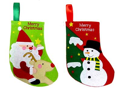 クリスマスカラーブーツ(2種アソート)