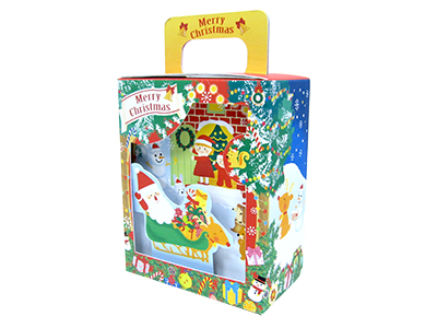 3DクリスマスBOX