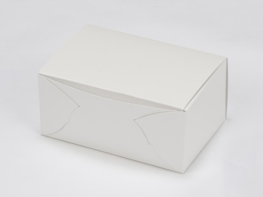 ケーキ箱 ホワイトショートNC No.6