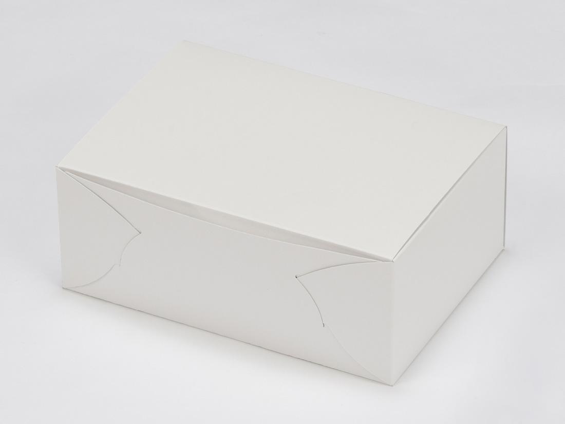 ケーキ箱 ホワイトショートNC No.7