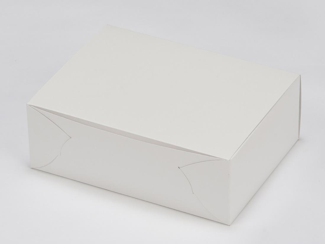 ケーキ箱 ホワイトショートNC No.8