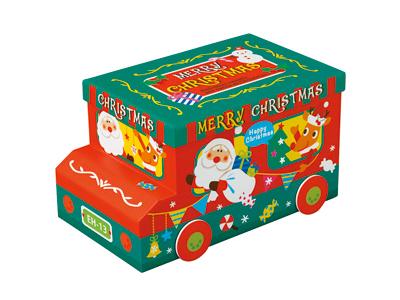 わくわくクリスマスバス