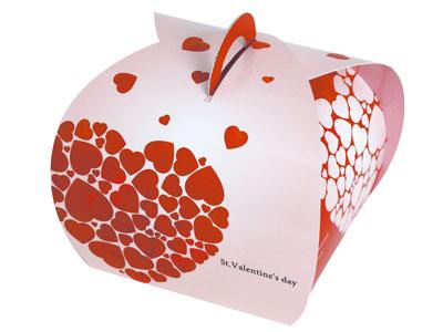 バルーンBOX バレンタイン
