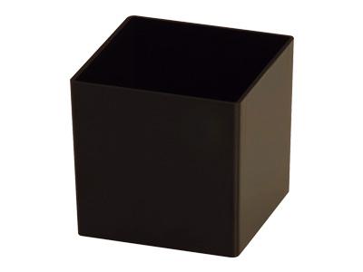ソリア ミニキューブ 60ml ブラック(200個入)