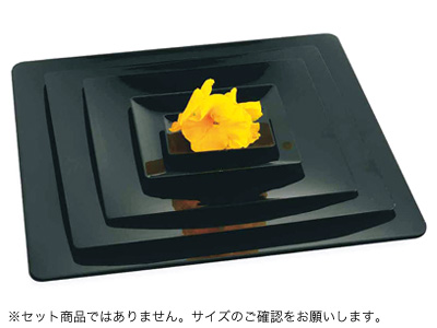 ソリア フルイド 250×250 ブラック(5入)