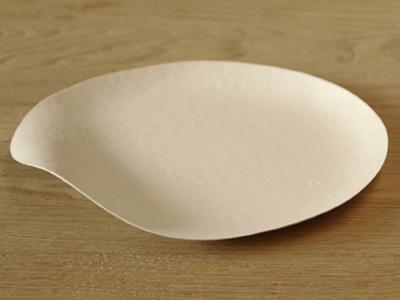 WASARA 丸皿(大) 6枚入