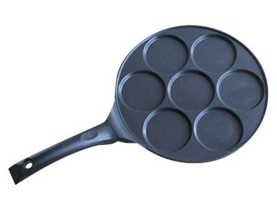 パンケーキプレート7個取り(IH対応)