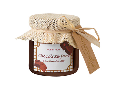 ジャムキャンドル チョコレート