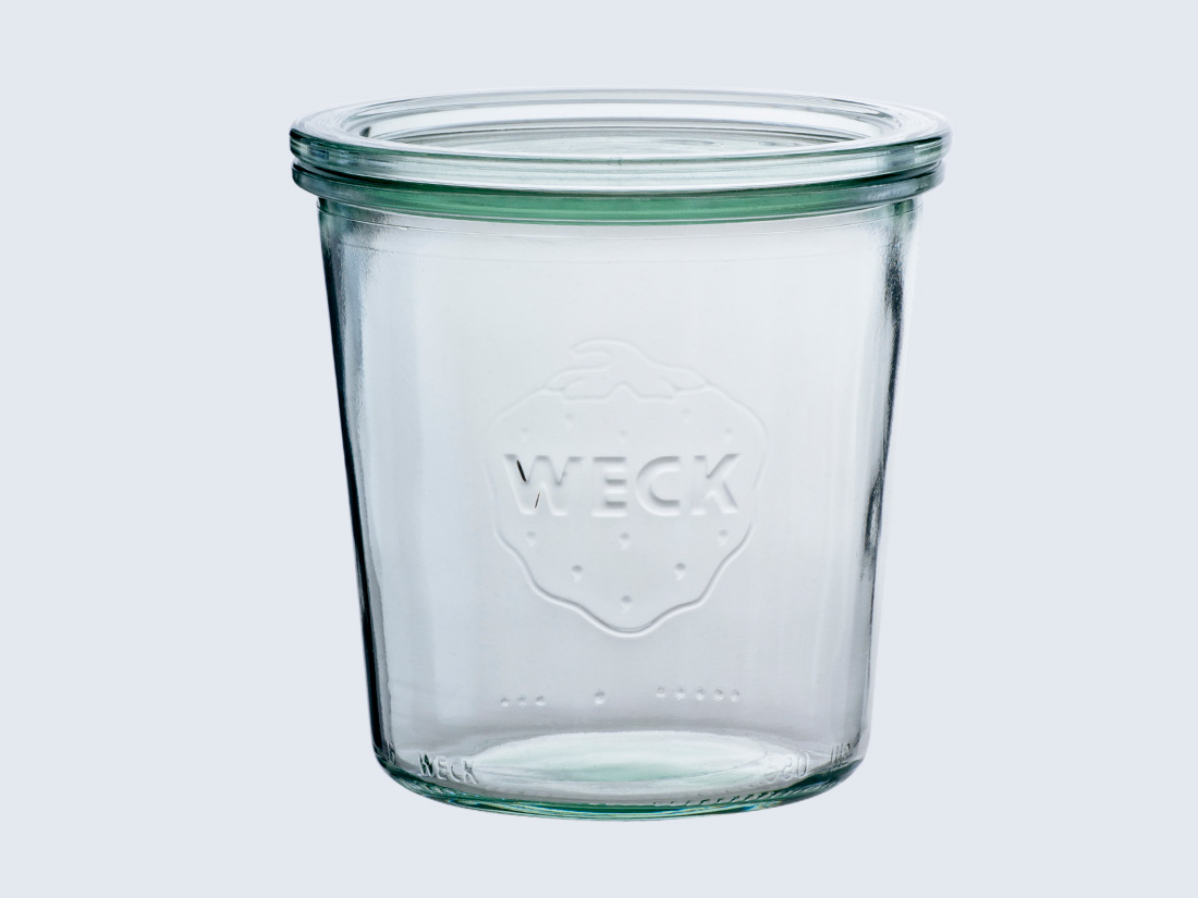 WECK Mold Shape 500