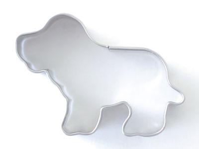 BIRKMANNクッキー型 犬