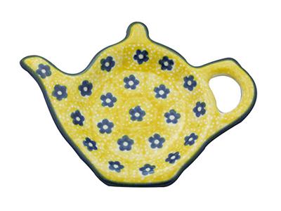 ポーランド食器 Ceramika 242 ティーバッグプレート