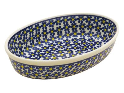 ポーランド食器 Ceramika 343 オーブンディッシュ