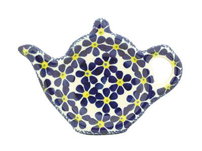 ポーランド食器 Ceramika 343 ティーバッグプレート