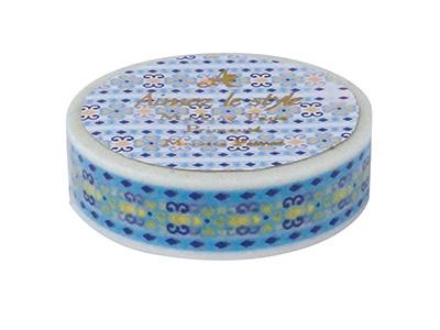マスキングテープ レギュラー モロッコパターン