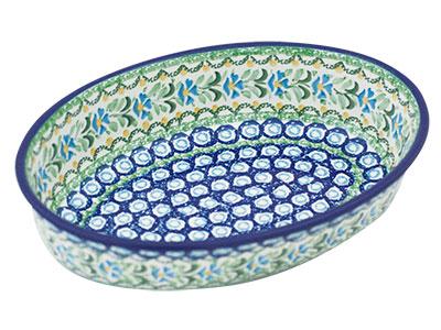 ポーランド食器 Ceramika U3-620 オーブンディッシュ