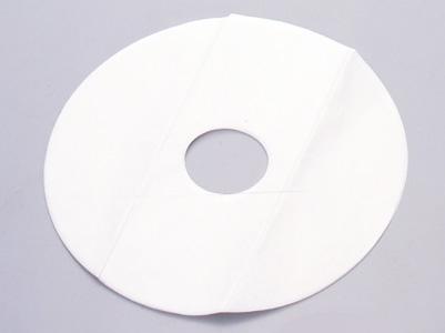 TC シフォンケーキ型  敷紙 17cm