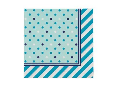 TT 紙ナプキン ブルー (20枚入)