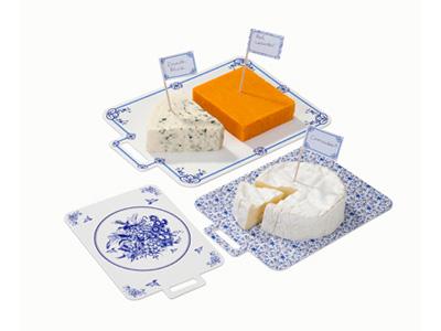 TT チーズボード/ポーセリンブルー