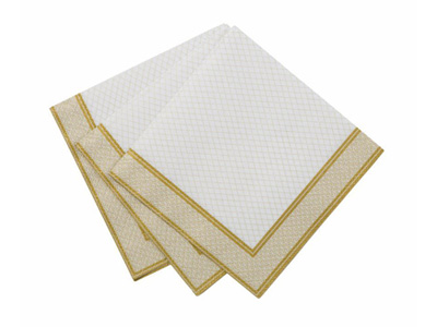 TT 紙ナプキン/ゴールド 2 (20枚入)