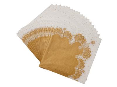 TT 紙ナプキン/ゴールド 1 (20枚入)