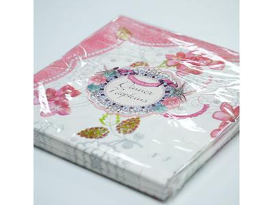 TT 紙ナプキン/フラワー (20枚入)