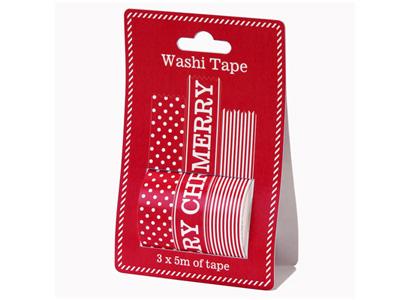 TT 紙テープ/メリークリスマス