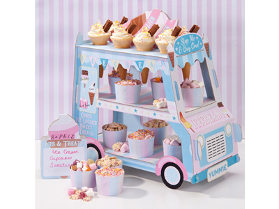 TT スタンド/アイスクリーム