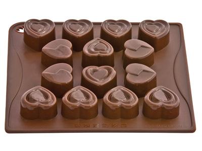 Pavoni チョコアイス・ラブハート