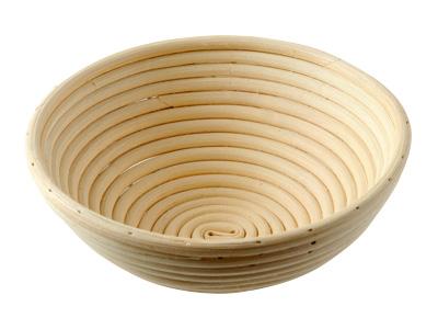 籐製発酵カゴ(丸・大)