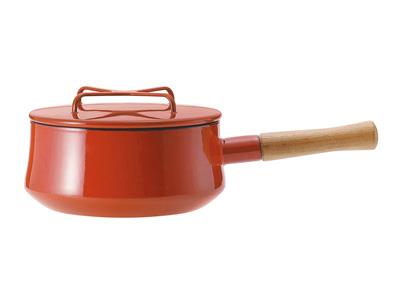 CASSEROLE 2QT 片手鍋 18cm(チリレッド)