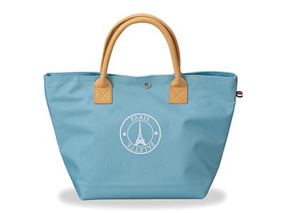 Paris ランチトート ツイル(ブルー)